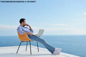 Perkembangan Manusia & Internet