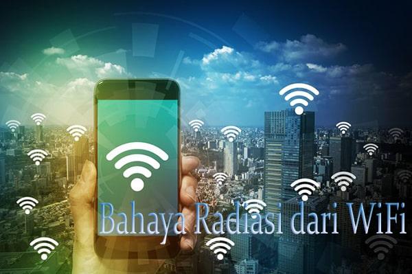 Bahaya Radiasi dari WiFi